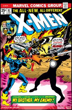 Uncanny X-Men (1963) #97