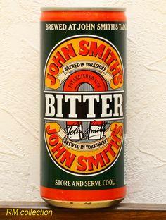 John Smiths Bitter 1980s