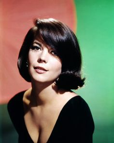 Inspiration for my next haircut. ♥ Natalie Wood.