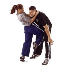 Take a self defense class.  Check.