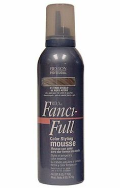 Roux Fanci Full Mousse #41 True Steel 6 oz by Roux. $11.49. ROUX Fanci Full Mousse #41 True Steel adds color instantly when the hair is being styled for a beautiful, temporary, no-commit color. Refreshes, highlights and deepens color or blends away gray while adding extra conditioning for better manageability and shine.
