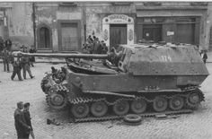 Elefant, German Panzer, Italy