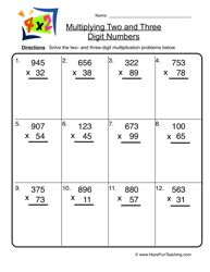 Long A Sound Worksheets Long Division  Onedigit Divisor And A Threedigit Quotient With  Geometry Puzzles Worksheet Word with Math Facts Worksheets 3rd Grade Two And Three Digit Multiplication Worksheet  Possessive Pronouns Worksheets For Grade 1