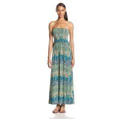 24795bf8da Anne Klein Women s Petite Abstract Dot Print Maxi Dress