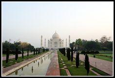 Monumento al Amor, Taj Mahal