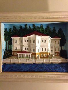 Yalı Mansions, House Styles, Home Decor, Decoration Home, Manor Houses, Room Decor, Villas, Mansion, Home Interior Design