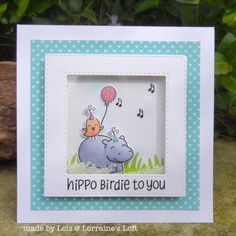 i made this shaker card for Lawn Fawn's 5th Birthday Blog Hop.   DT member for   [url=http://www.simonsaysstamp.com/servlet/StoreFront]Simon Says Stamp[/url] and Wild Rose Studio   more details on my blog [url=http://loraquilina.blogspot.com/2015/03/happy-5th-birthday-lawn-fawn.html]Lorraine's Loft[/url]  Luv Lols x x x