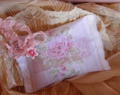 French Lavender Sachet Mothers Day Sachet  by homesteadtreasures, $5.00