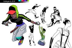 URBANCE - Sex kills in this electro hip hop animated series! by Steambot — Kickstarter