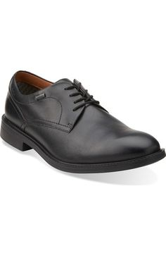 Chilver Walk GTX Black Leather - Clarks Mens Shoes - Lace-ups and Slip-ons  - Clarks - Clarks® Shoes