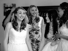 wedding hair and makeup algarve wedding Judith van de Loo