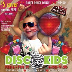 Disco Kids at Itll