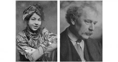 Pamela Colman Smith y Arthur Waite.