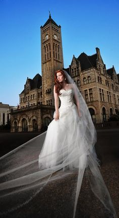 Union Station is a 12,000 square foot event place that has been beautifully restored. This is definitely a romantic place to hold your wedding and reception. Click hte image for more information. Photo courtesy of Union Station's Facebook page.