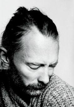 "thatsortofbear: "" LOVE this beautiful picture of Thom Yorke. """