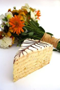 Esterházy torte is a Hungarian and Austrian cake named after Paul III Anton, Prince Esterházy, a wealthy prince and diplomat of the Austro-Hungarian Empire. It has become one of the most famous cakes in Europe.[citation needed] It was invented in the 19th century in honor of Prince Esterházy. Esterházy torte consists of buttercream sandwiched between four to five layers of almond meringue. There are, however, many different recipe variations.