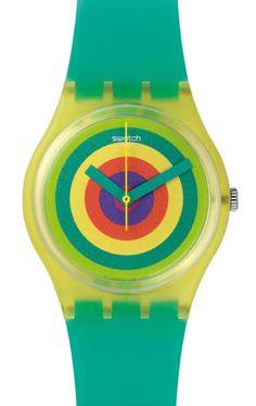 Reloj Swatch VITAMIN BOOSTER unisex Colección Originals GJ135