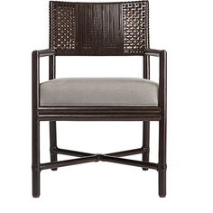 McGuire Furniture: Alameda Dining Arm Chair: No. M-331