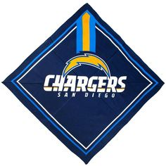 San Diego Chargers NFL Full Color Fandana