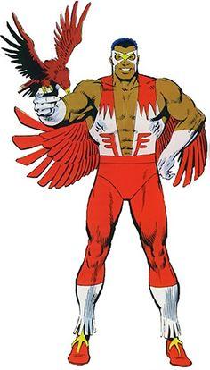 Falcon - Marvel Comics - Avengers - Captain America ally