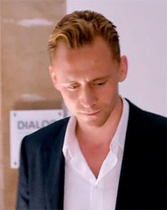 Tom Hiddleston in The Night Manager. The Night Manager: Trailer - BBC One https://www.youtube.com/watch?v=g-ZcaKdvML8&sns=tw