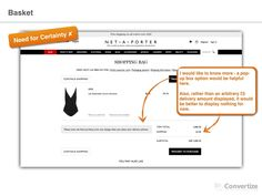 9 Neuromarketing Principles Used by NET-A-PORTER to optimise their Conversion Rates