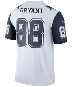 Nike Dez Bryant Dallas Cowboys Legend Color Rush Jersey c83e27590