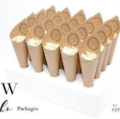 Beautiful Boho style wedding confetti cones and biodegradable petals plus a display stand all for Spring Wedding Invitations, Wedding Favours, Wedding Cake, Wedding Reception, Biodegradable Confetti, Biodegradable Products, Confetti Cones, Confetti Ideas, Sweet Carts