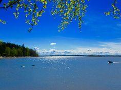 Beautiful Vaasa, the Gulf of Bothnia, Finland   Christian Nylund