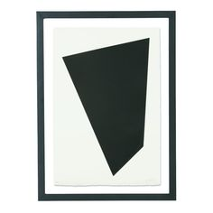 A signed and editioned minimalist screenprint by LA-based contemporary artist Anna Ullman – exclusive to TRNK.