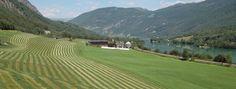 Lavran's farm Jorundgard was here in Sil, Gudbrandsdal Valley