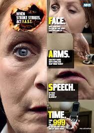 Image result for stroke face