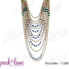 Piccadily Necklace