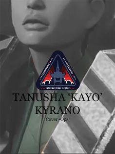 TANUSHA 'KAYO' KYRANO : COVERT-OPS. Thunderbirds Are Go, Nerd Herd, Puppets, Maya, Netflix, Diamonds, Fandom, Marvel, Geek