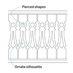 sketch of final balusters, toh tv arlington italianate house project