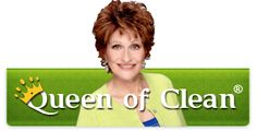 Queen of Clean - great tips for cleaning Remove hard-water rings from toilets by shutting the water off at the tank and flushing the toilet to remove as much water as possible. Spray the toilet bowl with heated white vinegar and then sprinkle on borax. Use a piece of fine drywall sandpaper to remove the ring. Turn the water back on and flush for a sparkling toilet bowl.
