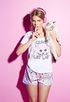 Sooo want these pjs!