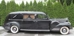 Packard Henney Hearse | eBay