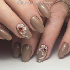 We offer nail designs in different colors for These nail models will suit you very well. We recommend that you apply one of the latest nail designs. Latest Nail Designs, Nail Art Designs, Spring Nail Art, Spring Nails, Nude Nails, Acrylic Nails, Neutral Nails, Marble Nails, Hair And Nails