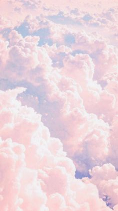 New Aesthetic Wallpaper Pastel Ideas Look Wallpaper, Iphone Background Wallpaper, Aesthetic Pastel Wallpaper, Aesthetic Backgrounds, Aesthetic Wallpapers, Pretty Phone Backgrounds, Pink Clouds Wallpaper, Iphone Backgrounds Tumblr, Paper Wallpaper