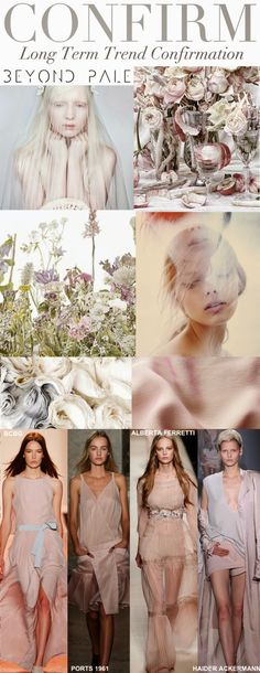 TRENDS // TREND COUNCIL - SS15 . BEYOND PALE
