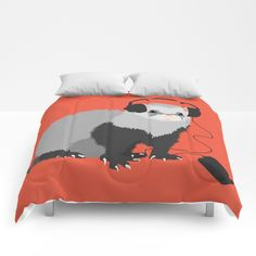 Buy Music Loving Ferret Comforters by borianagiormova. Worldwide shipping available at Society6.com. Just one of millions of high quality products available.