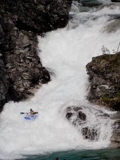 Honza Lasko's Norwegian Whitewater Kayaking Adventure
