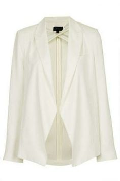 Tailored Blazer with Pocket - Jackets & Coats - Clothing - Topshop Europe » Fashion Social Network | Mixandwear