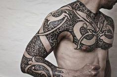 tattoo – Norden, Osten, Süden, Westen tattoo Kathouse Tattoo Inc., Northridge, CA Künstler: Carrie Daniels vol 10935 | Fashion & Bilder