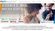 Nachricht: PayPal gibt 10 Prozent Rabatt: Gutscheine für zahlreiche Shops - http://ift.tt/2ijBY4B #news