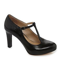 Antonio Melani Angie Two TStrap Dress Pumps #Dillards - shoes for Gatsby, modern