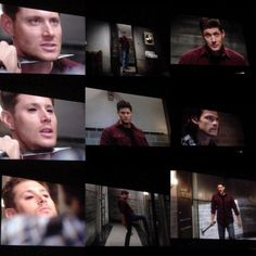 Pics from the season 10 clip at SDCC14