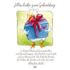 Ein ganzes Paket voller Wünsche! ☺