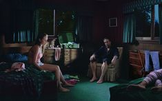 gregory crewdson dream house - Google Search